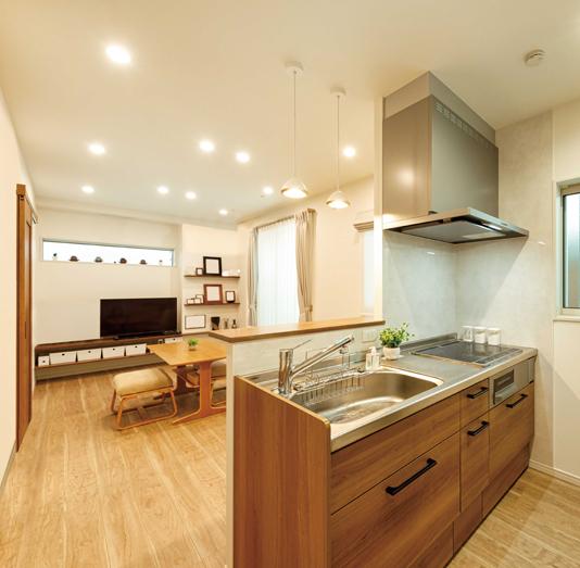 単世帯用の間取りを一新。空間を有効活用する工夫で、各世帯でゆとりある住まいへ