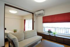 住み慣れたマンションをバリアフリー仕様で安心して暮らせる住まいに。