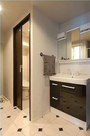 設備機器と内装を一新して、自分好みの空間に。